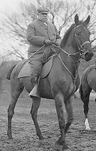 President_Taft_riding_in_1909
